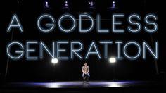 "A ""Godless"" Generation - Jon Jorgenson   Spoken Word Simply amazing!"
