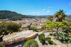 Vistas desde el Castillo, Capdepera (Mallorca - Spain)