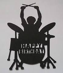 Happy Birthday to the drummer in your life!