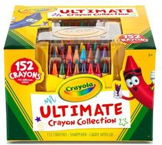 1000+ images about Crayola on Pinterest | Crayons, Markers and ...