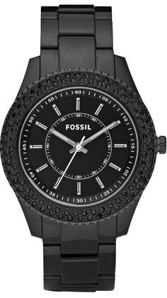 #Fossil #Watch , Fossil Stella Crystal Ladies Watch ES2818