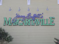 Margaritaville. Panama City Beach, Florida. My favorite place to eat