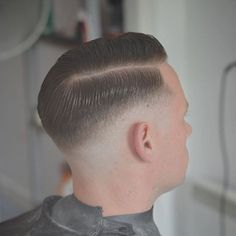 Finding The Best Short Haircuts For Men Pomade Hairstyle Men, Hair Pomade, Tapered Haircut, Fade Haircut, Haircut Men, Best Short Haircuts, Haircuts For Men, Brylcreem Hairstyles, Haircut Fails