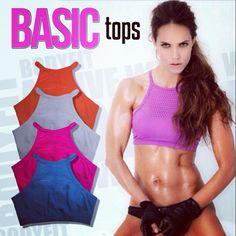 @catalinaaristizabalh #BasicTopsBodyFit #ExerciseYourStyle