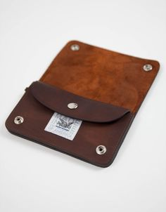 Mark McNairy New Amsterdam — WALLET & CHAIN
