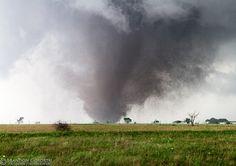 Photograph Moore, OK EF5 Tornado 3 by Brandon Goforth on 500px