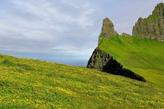 Hornstrandir, a truly wild peninsula in the Westfjords, Iceland. Some interesting points/links in the article.