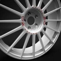 Awesome wheels by OZ Racing