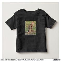Your Custom Toddler Fine Jersey T-Shirt