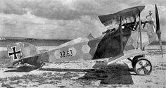 Aviatik D.I (Berg D.I) - Fighter.