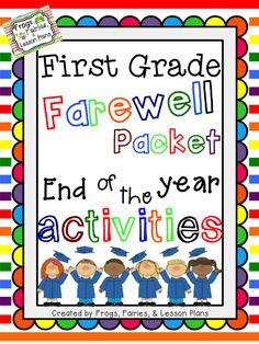 "End of the year packet. Perfect for the last week of school. Includes ""sit down"" activities as well as  fun ""clipboard"" activities. CCSS aligned."