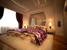 Best Romantic Bedroom A Design For New Married Couple 400 x 300