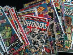 Comic collection job lot Dc Marvel etc   | eBay