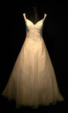 New With Tags Maggie Sottero Wedding Dress Size 10  | Get a designer gown for (much!) less on PreOwnedWeddingDresses.com