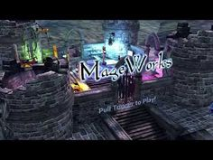 MageWorks VR HTC VIVE Gameplay - YouTube