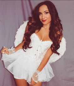 Image result for sexy angel costume theme
