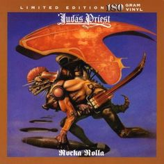 Judas Priest Rocka Rolla – Knick Knack Records