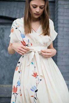 No. 6 - Vine Scarlett Dress BONA DRAG
