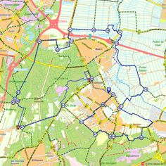 Fietsroute: Rondom Soest (http://www.route.nl/fietsroutes/115741/Rondom-Soest/)