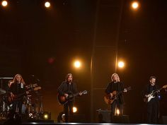 Eagles tribute to Glenn Frey- Grammys 2-15-16