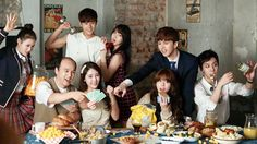 Boarding House No. 24- 2014 Korean drama - So many Kpop idols in a drama together = what's not to love. 12 episodes. (Dongjun of ZE:A, Dohee of Tiny-G, Ken of VIXX, Hyunyoung of Rainbow, High Top of BIGFLO and Kim Sa Eun)