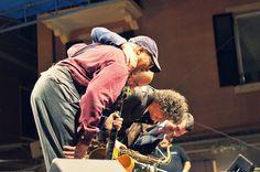 Jimmy Cobb percussionista di Miles Davis al PercFest14