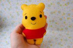 winnie the pooh felt - Google Search