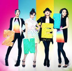 2ne1 fashion | The Students' Lifestyle: 2ne1's Fashion Part 2