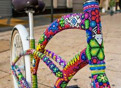 Bicicleta Huichol!!