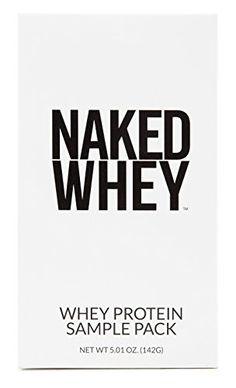 Naked whey protein amazon