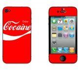 iPhone 4/4s Cocaine skin www.mayom.eu Iphone 4, Self