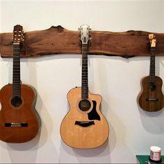 5 Simple Yet Stylish Ways To Display Stringed Instruments