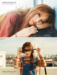 Kisum to release new single 'Love Talk' featuring MAMAMOO's Hwasa ~ Daily K Pop News