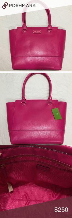 Kate Spade Camryn Tote Bag Brand New Kate Spade Camryn Tote Bag kate spade Bags Totes