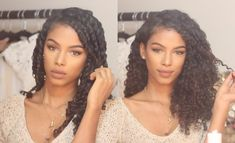 The Ultimate Twist Out Video Guide For Naturally Curly Hair