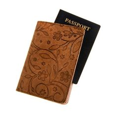 Embossed Genuine Leather Passport Cover https://sitaracollections.com/collections/travel-accessories/products/embossed-leather-passport-cover