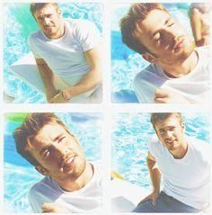Chris Evans - Captain America - The Avengers Cast