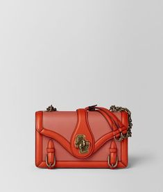 caccd33b05c5  Bottega Veneta® - Women Shoulder Bags . HIBISCUS CALF CITY KNOT