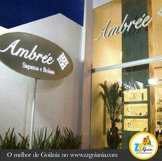 AMBREE ☆ Rua 1.126, Galeria Sara, Setor Marista ☆ (62) 3995-6232 . Curta mais : www.zzgoiania.com