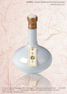 K-SOOL | Myeong Ga Won Solsongju 40% (Porcelain)  www.K-SOOL.com