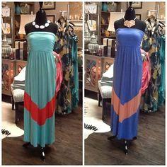 Cute Maxi Dress - Pieces - Come visit Florence,SC & stop by Pieces