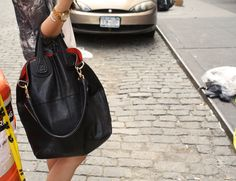 Givenchy Nightingale shopper or Tod's new Miky? - PurseForum