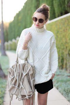 big warm sweater - love this sweater