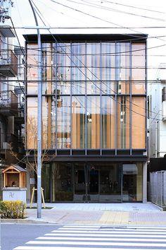 大澤事務所本社ビル|Projects|株式会社高松伸建築設計事務所