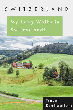 Switzerland is a walker's paradise with many well-maintained, paths and great trails to follow. During my long walks, amidst the ordinary and slow-paced routine of daily life, another important thing happened simultaneously. A beautiful and enriching inner world slowly unfurled within me.  #Switzerland #hiking #walking #nature-walking #TravelInspiration Europe Destinations, Europe Travel Guide, Travel Guides, Honeymoon Destinations, European Vacation, European Travel, Central Europe, Switzerland, Budget