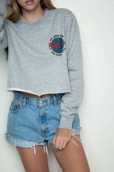 Nancy CA Globe Sweatshirt