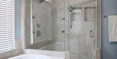 Choosing Frameless Shower Doors when Remodeling Your Bathroom | Atlanta Home Improvement