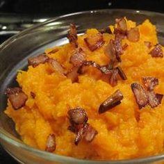 Whipped Cardamom Sweet Potatoes Allrecipes.com