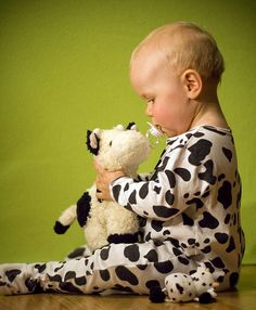 #baby #photography this is my future baby! #ilovecows