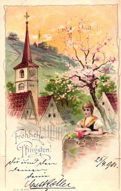 Pfingsten 1901
